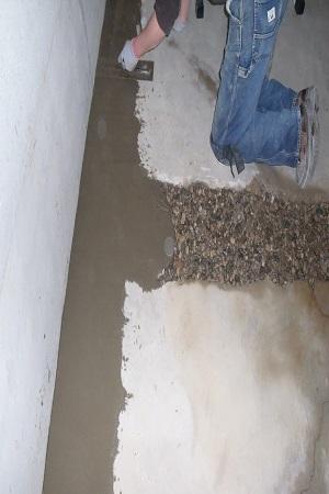 WATERPROOFING Taddei Concrete And Masonry Warminster PA - Pa basement waterproofing